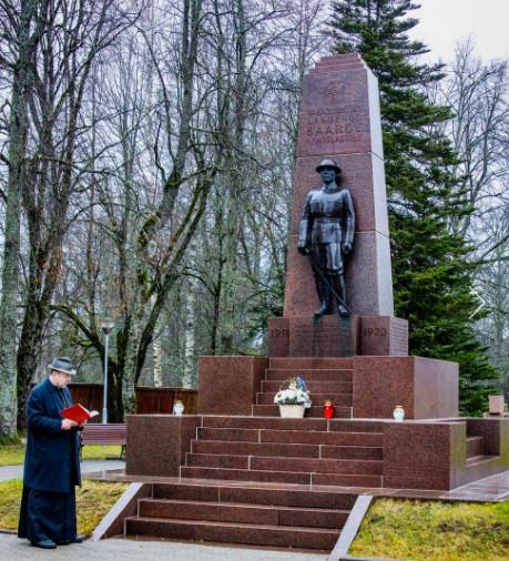 Monument Kilingi-Nõmmes