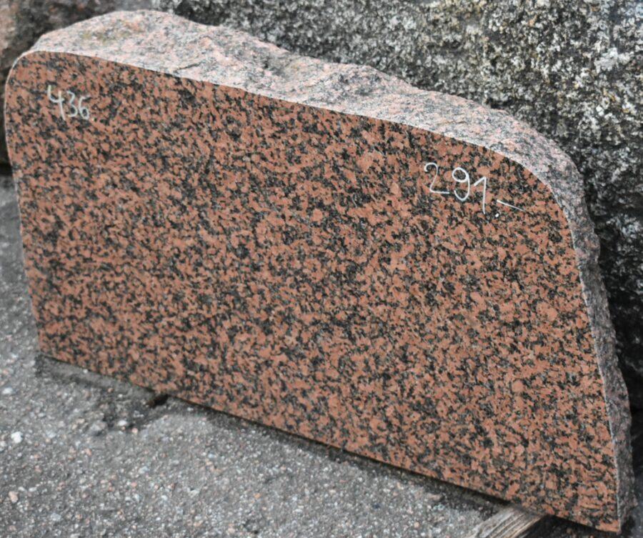 Balmoral Red punane soome graniit